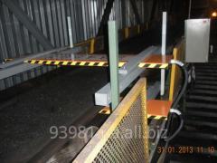 Vastion-KM. Conveyor multizonal metaldetector