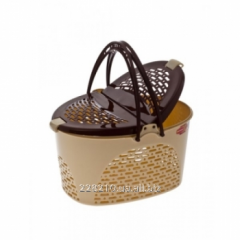 Basket for picnic of Senyayla oval small