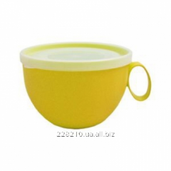 Cup with a cover of 0,5 l of Alean