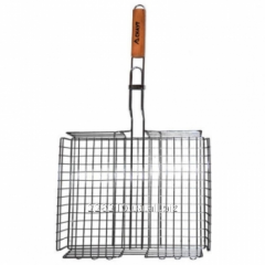 Lattice for a grill of deep 36*28*6.0 cm
