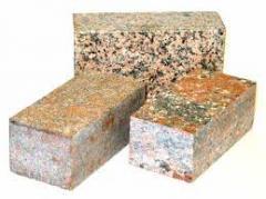 Блоки гранитные