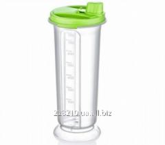 Capacity for vegetable oil 0,75l. Irak plastik
