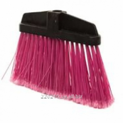 Broom brush for the street straight line