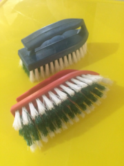 The brush iron is small