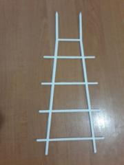 Short flight of stairs for flowers of small 40 cm