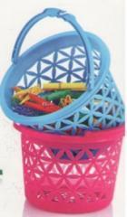 Basket for clothespegs Dunya flower