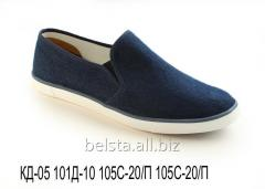 "Plimsoll shoes of high quality for men ""Belsta"""
