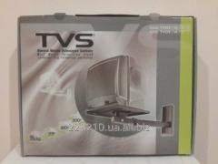 The shelf under the TV 03 TV small black Ansan