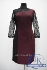 Платье женское 3/4 рукав Shesby 5038091