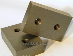 Нож  88х59х24 к станку для рубки арматуры СМЖ-175