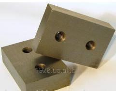 Нож  90х75х20 к станку для рубки арматуры GQ-50N