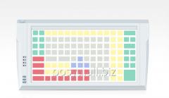 The protected LPOS-II-128P keyboard