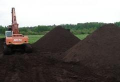 Peat sandy mix for building, Kiev, Borispol