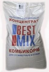 % BMVD TM Best Mix 8120 5 chickens of 1-8 weeks