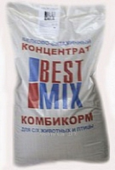 Universal concentrate for broilers of TM Best Mix