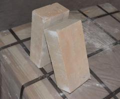 Brick fire-resistant domain ShPD-39, 41, 43 10