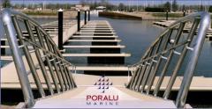 Понтонные системы Poralu Marine. PORALU MARINE