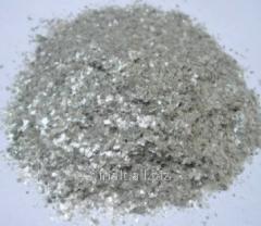 Ground mica