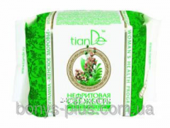 Superthin panty liners on herbs Jade freshness, a