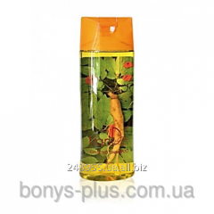 Shampoo nutritious with a ginseng root, a code