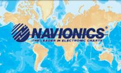 Электронные карты Navionics
