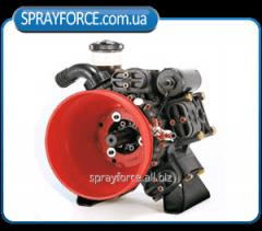 Membrane and piston pump AR 1265