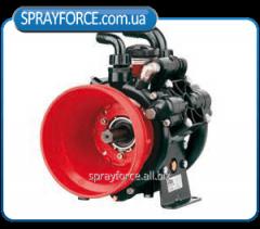Membrane and piston pump AR 145