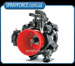 Membrane and piston pump AR 160