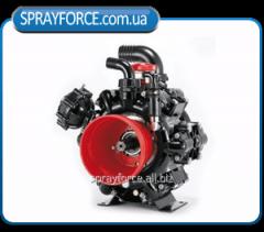 Membrane and piston pump AR 215 BP