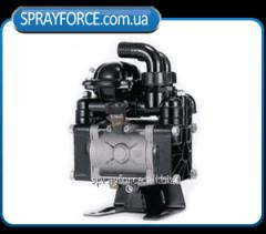Membrane and piston pump AR 70