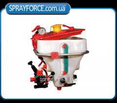 Mixer of working Quadra 42 Polmac liquid