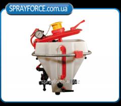 Mixer of working Standart 25, Polmac liquid