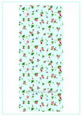 Polotenechny tkan70218-02 Strawberry glade