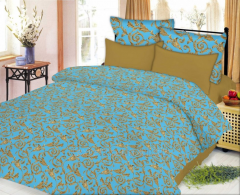 Bed tkan70404-02H the Monogram with kompanyony
