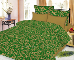 Bed tkan70404-04H the Monogram with kompanyony