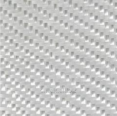 Fabrics from glass hollow fibers