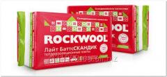 Теплоизоляция кровельная Rockwool
