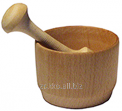 Mortar and pestle for grinding spices, art. AWD 01