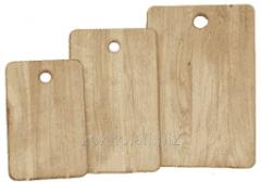 Professional chopping board, art. ZDR 01, size