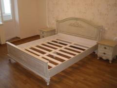 Bedroom from natural tree, bedroom of Elegant,