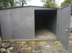 Garages metal
