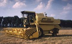 Combine grain-harvesting self-propelled ATEK-1300