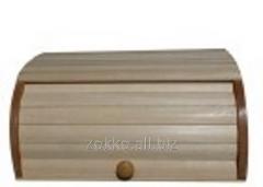 木材面包箱