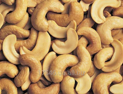 Cashew nut grated
