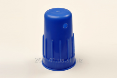 Cap for gas-oxygen cylinders, the article 380-005