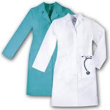 Пошив медицинских халатов Оптом в Украине. Пошив