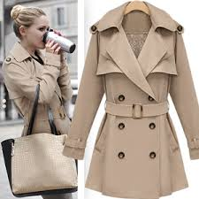 Tailoring of the Women's coat. Wholesale in