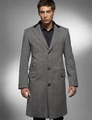 Мужское пальто. Пошив по индивидуальным заказам