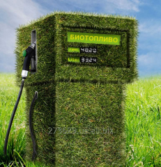 Biofuel, motor fuel of Euro 5