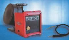 Механизмы подачи проволоки KD 4000 Механизм подачи
